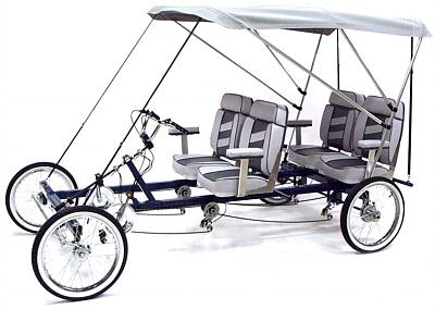 Wheeled Bicycle on What About The Tum Tum Car